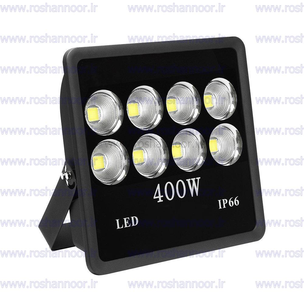 در حال حاضر از ال ای دی های پاور برای ساخت و تولید لامپ ال ای دی 400 وات استفاده می شود.