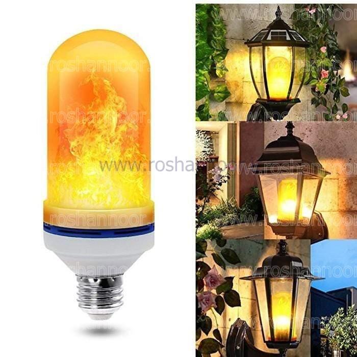 قیمت لامپ ال ای دی طرح آتش در مدل های و طرح های مختلف آن با هم تفاوت داشته و به صورت عمده تعیین می شود.