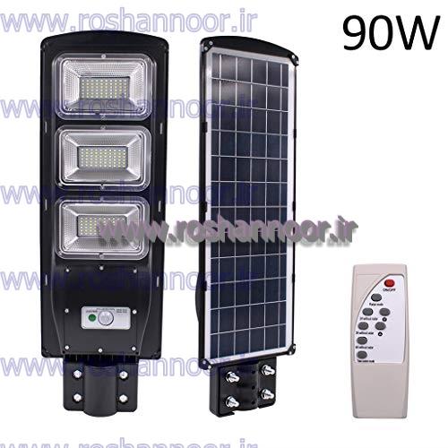 برخی از مدل های چراغ های خورشیدی معابر که از نظر کیفیت در سطح بالاتری هستند؛ مجهز به ریموت کنترل نیز می باشند. قیمت چراغ های خورشیدی معابر با توجه به مدل و ویژگی های چراغ، متغیر است.