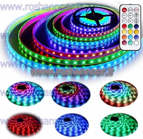 ال ای دی اس ام دی 6 ولت از جمله لامپ هایی است که برای استفاده های گوناگون مورد استفاده قرار گرفته و ال ای دی نواری 6 ولت که بیشتر برای مصارف تزئینی و دکوری در آباژورها یا نورهای مخفی کاربرد دارد.