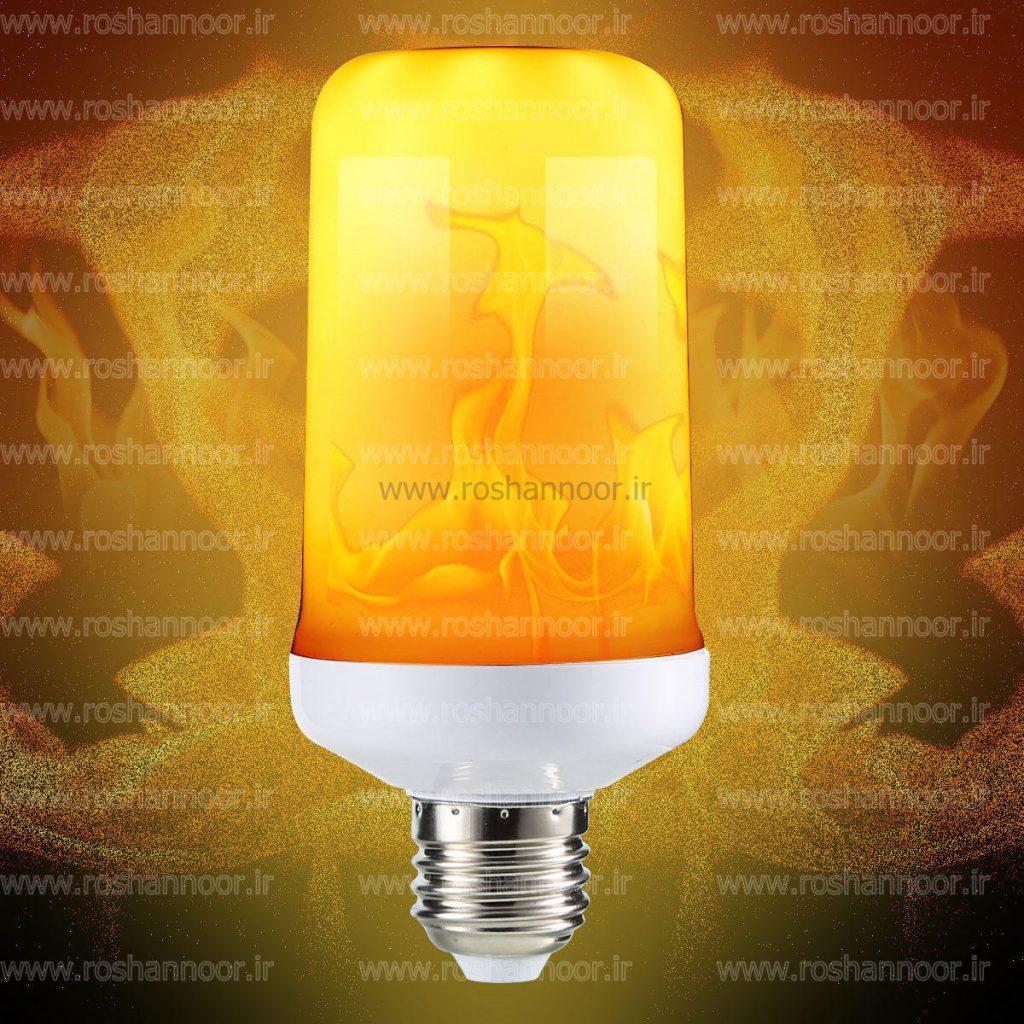 آریانا صنعت داوین ارزان ترین قیمت لامپ ال ای دی طرح آتش را در بازار داشته و به قیمت عمده در اختیار خریداران محترم قرار می دهد. لامپ ال ای دی طرح آتش دارای بدنه مستحکم و مقاوم می باشد که فشارهای مکانیکی تاثیری بر روی آن ندارد.