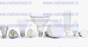 لامپ 6 ولت ال ای دی