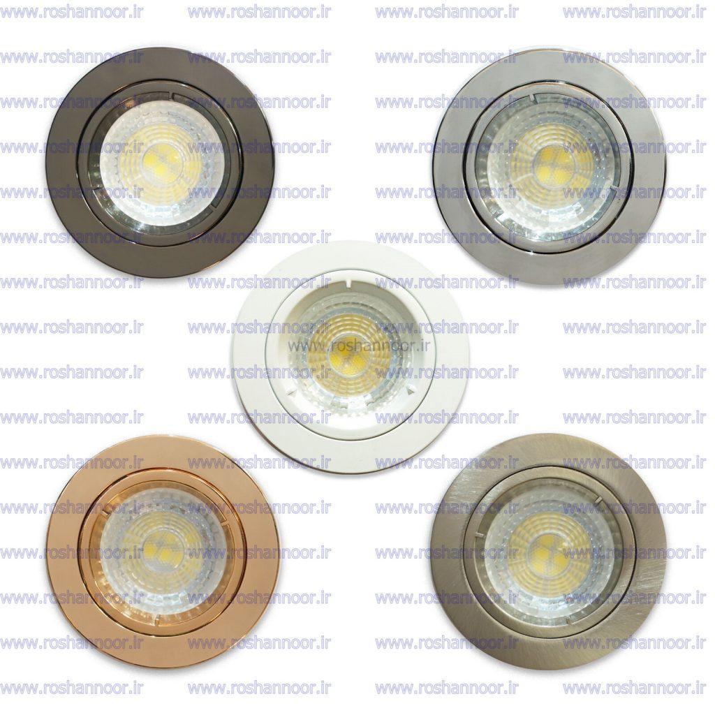 در طراحی و ساخت لامپ هالوژن ال ای دی سقفی توکار مدل 034 از جدیدترین فناوری چیپ های LED استفاده شده است که در دسته لامپ های فوق کم مصرف قرار می گیرند. انواع لامپ ال ای دی توکار در داخل سقف قرار گرفته و مانند سایر لامپ های حبابی و استوانه ای نیازی به سرپیچ یا پایه ندارند.