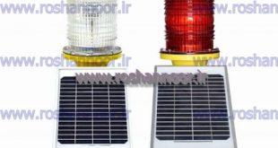 چراغ دکل خورشیدی