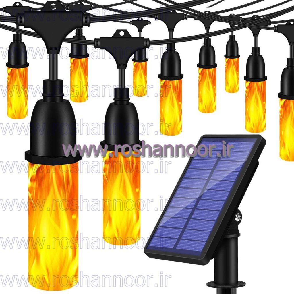 چراغ خورشیدی باغچه لاله زار در مدل های مختلف و اشکال گوناگون تولید شده و به دست مصرف کنندگان می رسد تا از آن برای روشنایی باغچه ها یا سایر فضاهای مورد نیاز استفاده کنند.