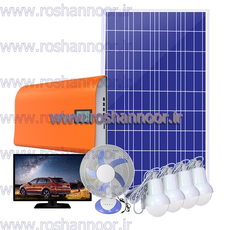 چراغ کمپینگ شارژی دارای یک پنل خورشیدی با توان بالا است که انرژی خورشید را به برق تبدیل کرده و در باتری تعبیه شده در داخل چراغ ذخیره می شود.