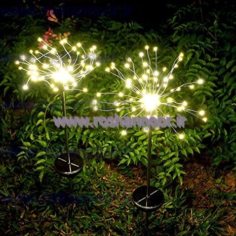 چراغ چمنی سولار رنگی برای استفاده و نصب در داخل باغچه و یا بر روی دیوار تهیه می شود که همانطور که عنوان شد؛ بیشتر جنبه دکوراتیو دارد.